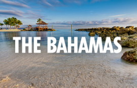 The Bahamas is made up of 700 islands and over 2,000 rocks and cays, spread across over 100,000 square miles of ocean. The archipelago is an ecological haven, showcasing the clearest water on the planet.