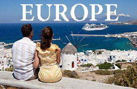 Europe attracts more travelers than anywhere else; Europe welcomes more than 600 million global visitors yearly, more than half of the international market.