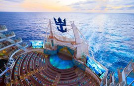 Royal Caribbean Voted Best in the Caribbean & Best Cruise Line Overall 15 Years Running! Voom Fastest WiFi at Sea. Fun for Families. World Class Entertainment. Best Onboard Activities.